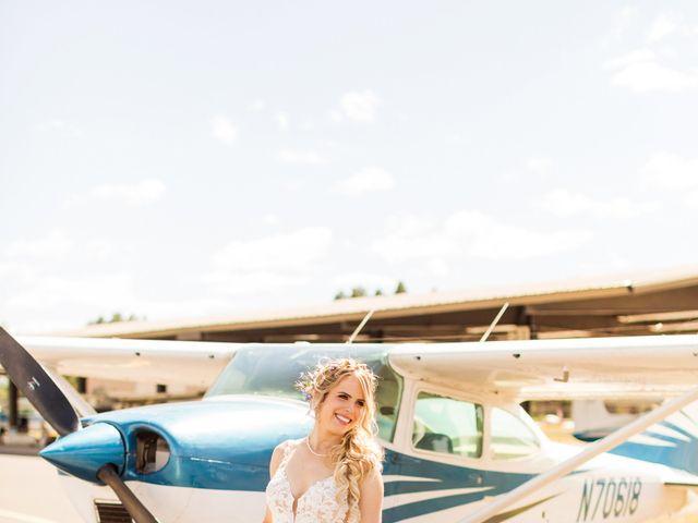 Ruben and Hannah's Wedding in Flagstaff, Arizona 36