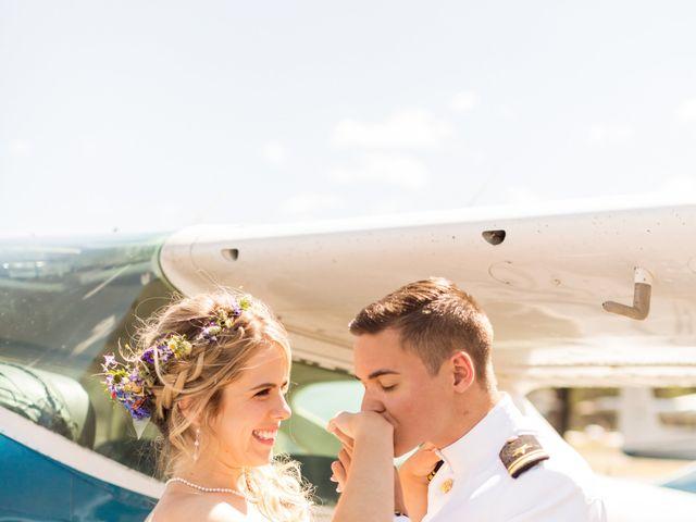 Ruben and Hannah's Wedding in Flagstaff, Arizona 37
