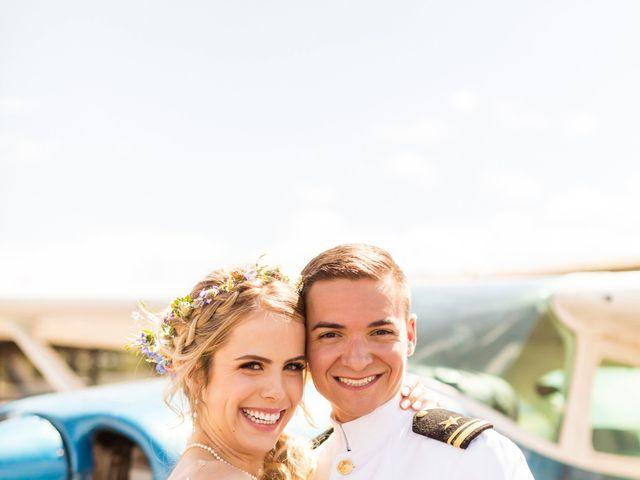 Ruben and Hannah's Wedding in Flagstaff, Arizona 38