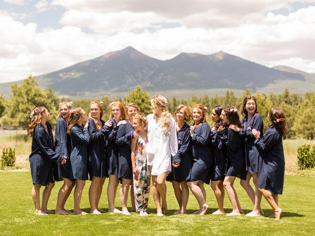 Ruben and Hannah's Wedding in Flagstaff, Arizona 57