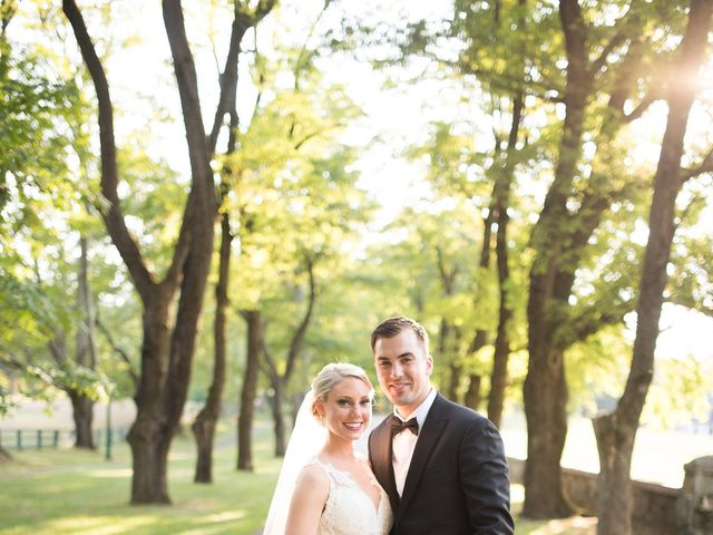 The wedding of JD and Sara