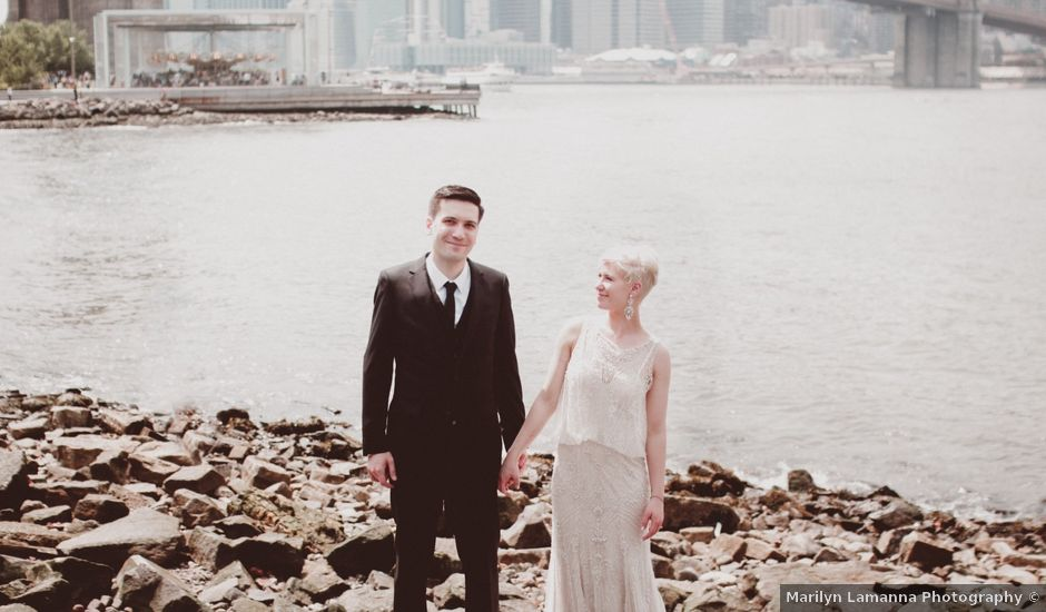 Eugene and Ann's Wedding in Brooklyn, New York