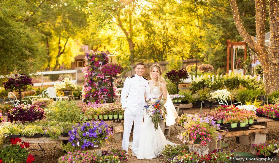 Ruben and Hannah's Wedding in Flagstaff, Arizona