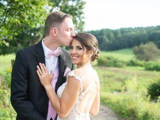 The wedding of Jordan and Kelly