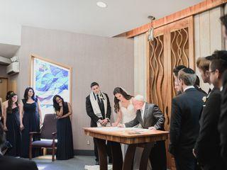 Alla and Ross's Wedding in Ann Arbor, Michigan 8