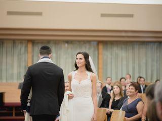 Alla and Ross's Wedding in Ann Arbor, Michigan 12