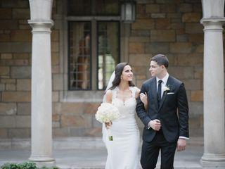 Alla and Ross's Wedding in Ann Arbor, Michigan 14