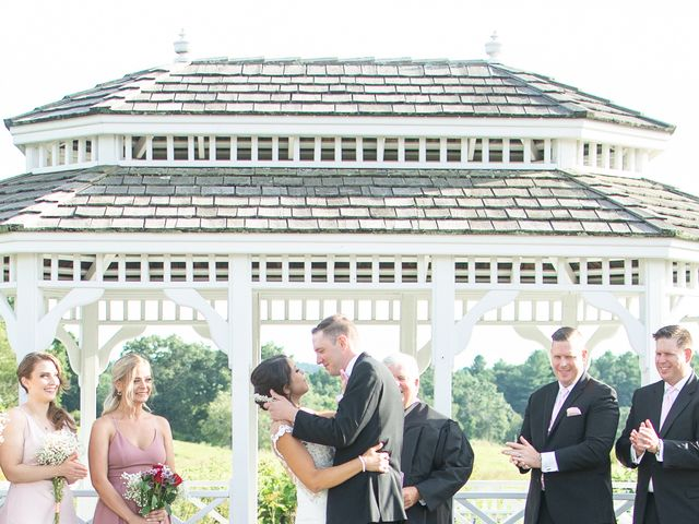Kelly and Jordan's Wedding in Salem, Massachusetts 6