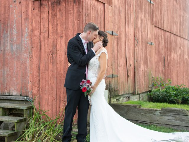 Kelly and Jordan's Wedding in Salem, Massachusetts 8