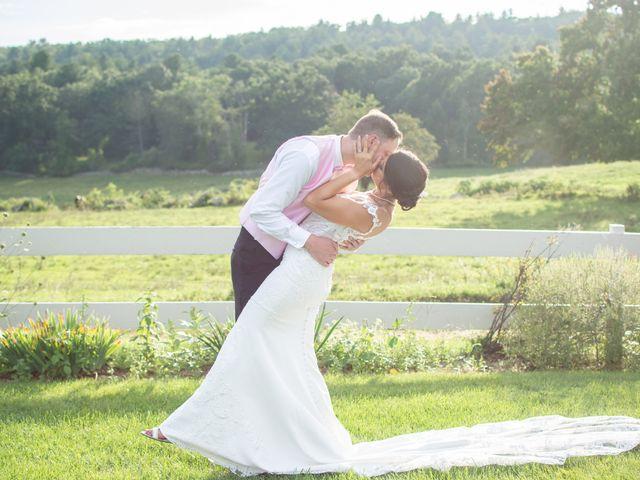 Kelly and Jordan's Wedding in Salem, Massachusetts 9