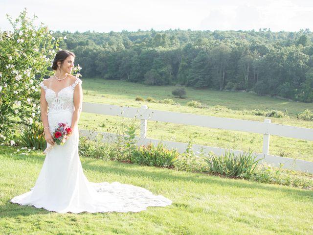 Kelly and Jordan's Wedding in Salem, Massachusetts 10