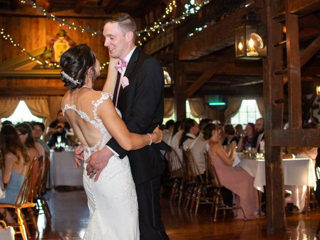 Kelly and Jordan's Wedding in Salem, Massachusetts 12