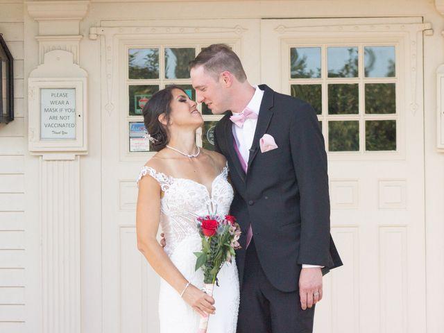Kelly and Jordan's Wedding in Salem, Massachusetts 16