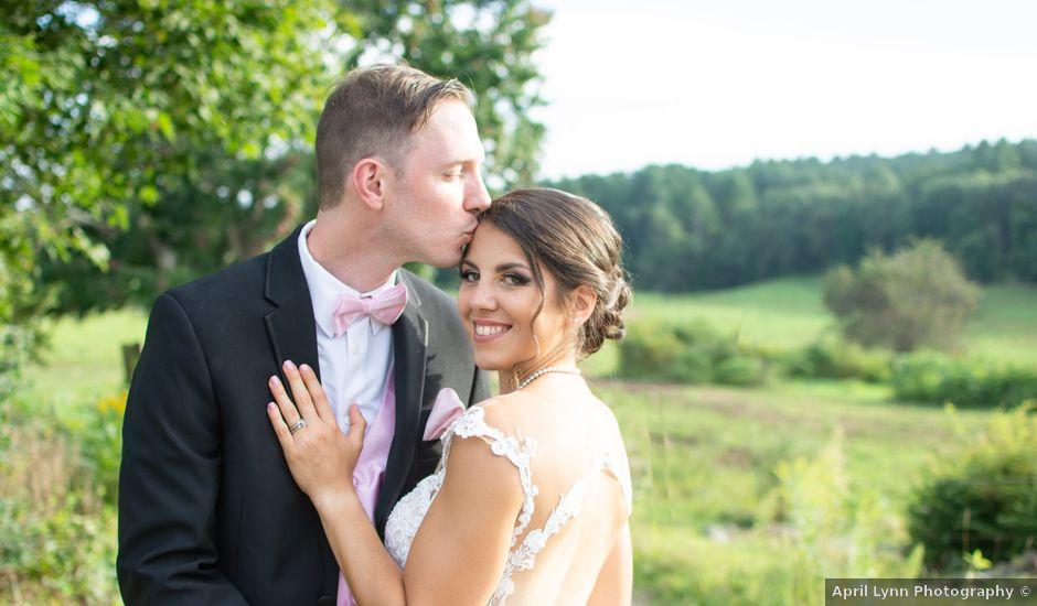 Kelly and Jordan's Wedding in Salem, Massachusetts
