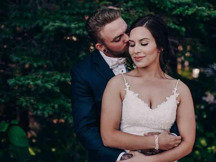 The wedding of Chase and Chaya