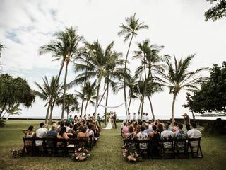 The wedding of Julia  and Derek  3