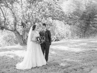 The wedding of April and David 3