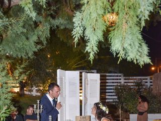 The wedding of Panos and Konstantina 1
