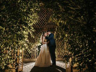 The wedding of Chrystine and Ian