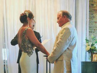 The wedding of Jack and Kathy 1