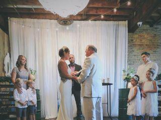 The wedding of Jack and Kathy 2
