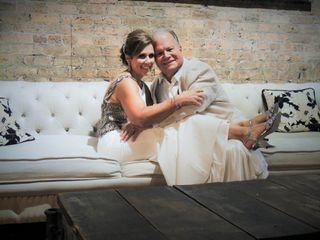 The wedding of Jack and Kathy