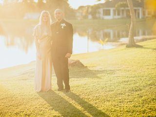 The wedding of Taylor and Nathan