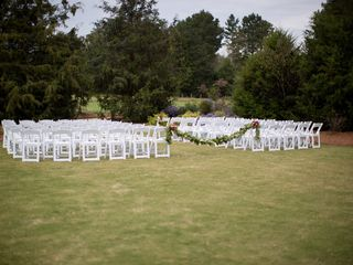 The wedding of Robert and Holly 1