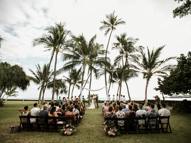 Derek  and Julia 's Wedding in Kailua Kona, Hawaii 2