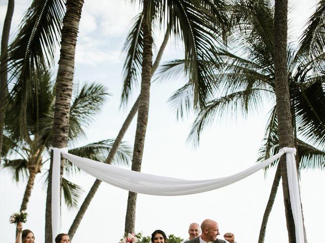 Derek  and Julia 's Wedding in Kailua Kona, Hawaii 4
