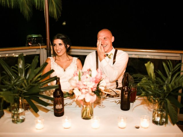 Derek  and Julia 's Wedding in Kailua Kona, Hawaii 6