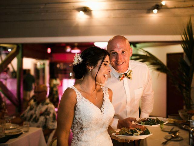 Derek  and Julia 's Wedding in Kailua Kona, Hawaii 7