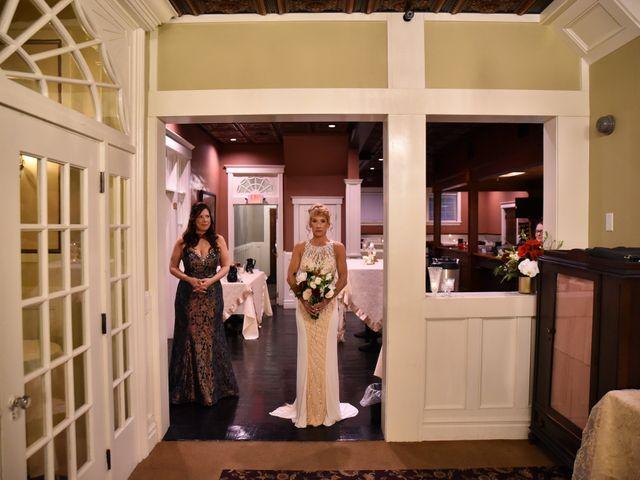 Michael and Christine's Wedding in Avon, New York 6