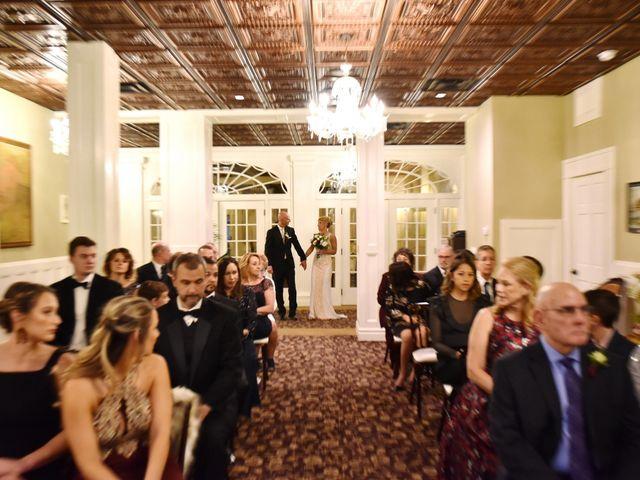 Michael and Christine's Wedding in Avon, New York 7