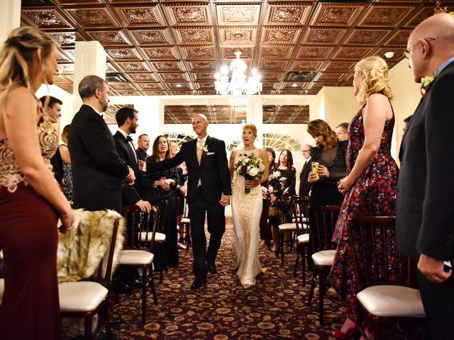 Michael and Christine's Wedding in Avon, New York 8
