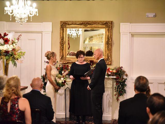 Michael and Christine's Wedding in Avon, New York 9