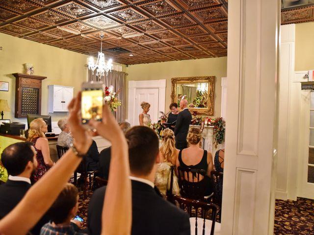 Michael and Christine's Wedding in Avon, New York 10