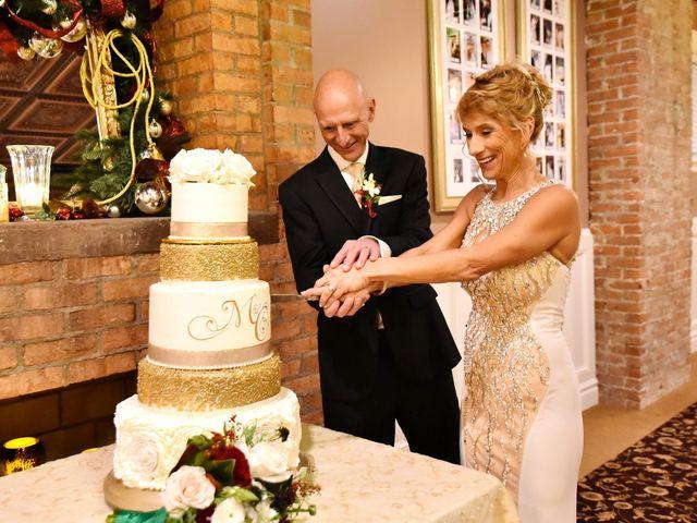 Michael and Christine's Wedding in Avon, New York 12
