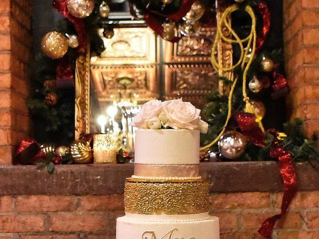 Michael and Christine's Wedding in Avon, New York 14
