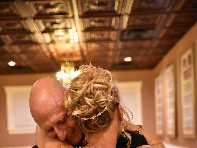 Michael and Christine's Wedding in Avon, New York 16