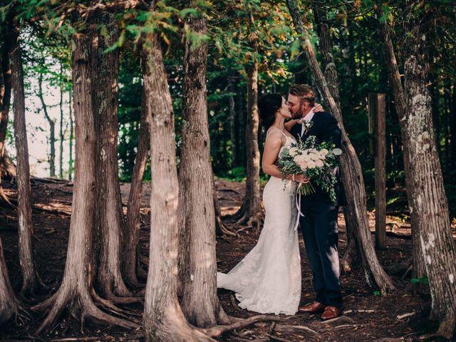 Chaya and Chase's Wedding in Lutsen, Minnesota 1