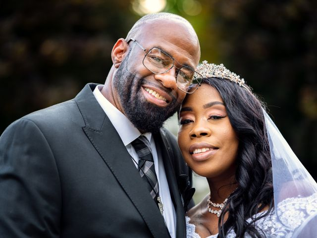 Ceolices and Myesha's Wedding in Warren, Michigan 25