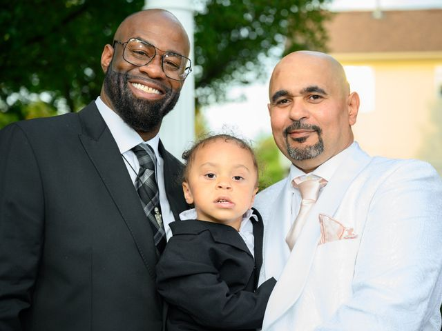 Ceolices and Myesha's Wedding in Warren, Michigan 26