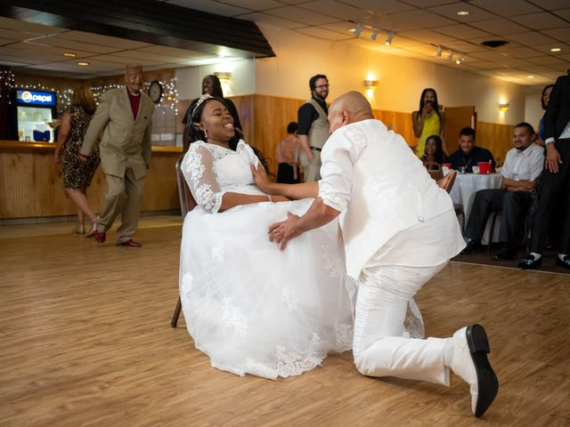 Ceolices and Myesha's Wedding in Warren, Michigan 30