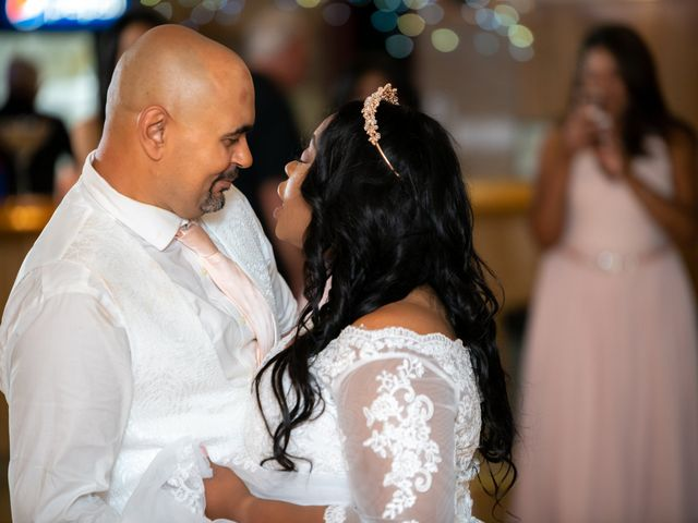 Ceolices and Myesha's Wedding in Warren, Michigan 32