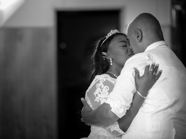 Ceolices and Myesha's Wedding in Warren, Michigan 33