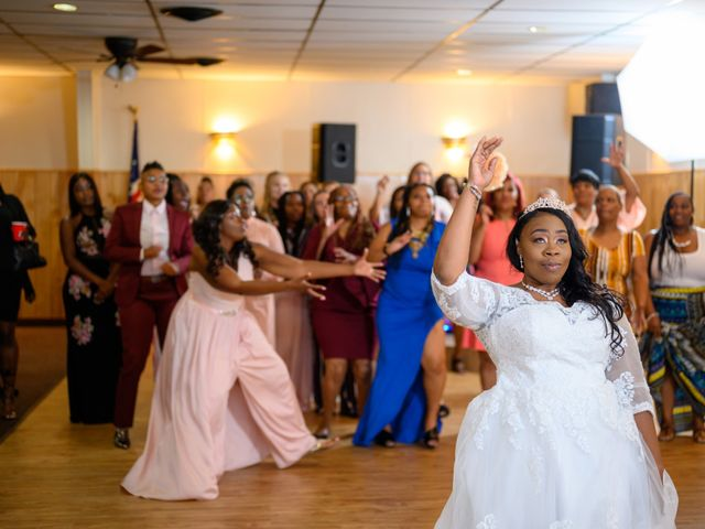 Ceolices and Myesha's Wedding in Warren, Michigan 35