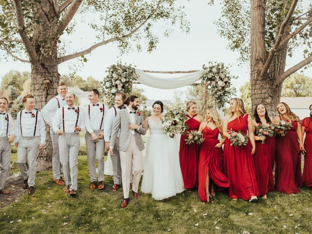 Barrett and Katie's Wedding in West Jordan, Utah 41