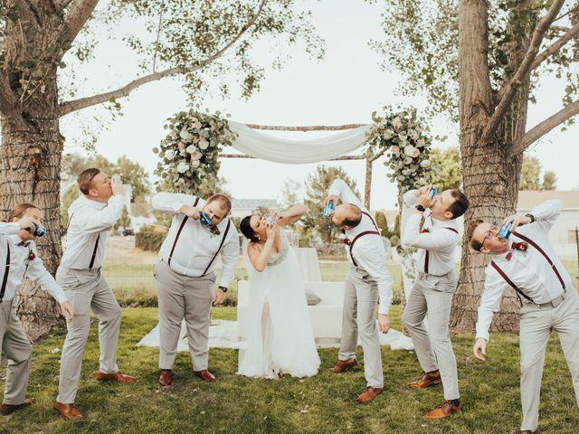 Barrett and Katie's Wedding in West Jordan, Utah 44