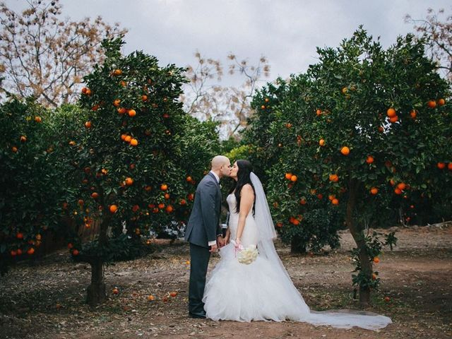 Jessica and Kevin's Wedding in San Marcos, California 1
